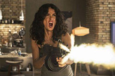 ภาพยนตร์ Everly (2014) ดีออก สาวปืนโหด