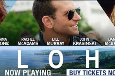 ภาพยนตร์ Aloha (2015) อะโลฮ่า สวัสดีความรัก