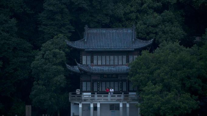 เรื่อง Dwelling in the Fuchun Mountains